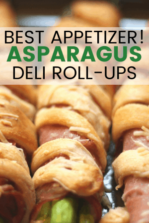 Asparagus Deli Roll-Ups Recipe