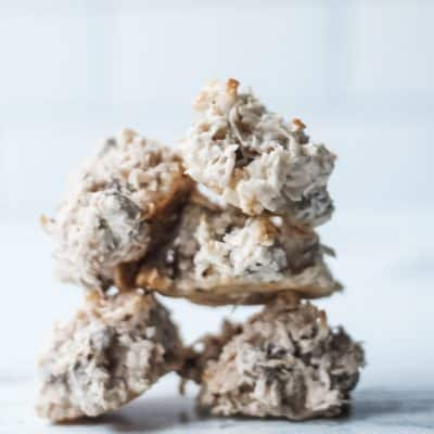 easy cookie recipes few ingredients almond joy cookies