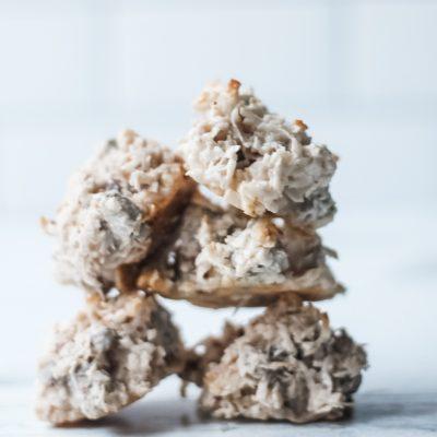 easy cookie recipes few ingredients almond joy cookies