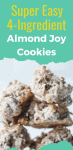 Easy Almond Joy Macaroon Recipe