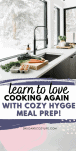 How to Create Cozy Meals with Hygge